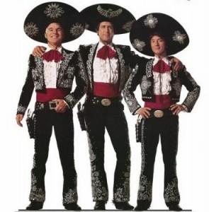 three-amigos
