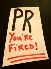 PR problems