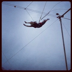 Business Development: What the Flying Trapeze Can Teach Us