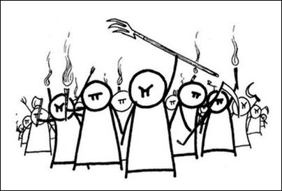 The Social Media Mob