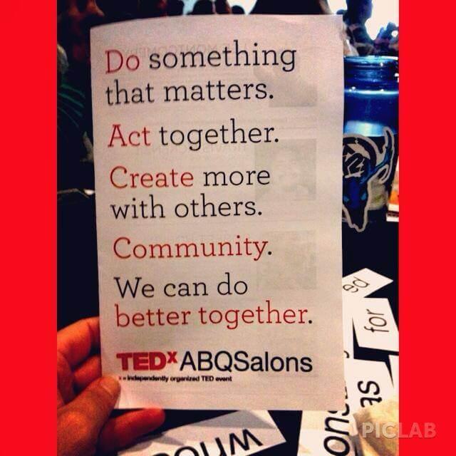 TEDxABQ