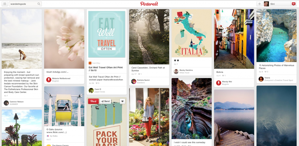 A Social Media Contest, Cole Haan, Pinterest, and the Rules