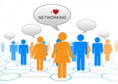 How I Learned to Love Networking