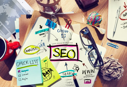 Don't Ignore SEO Strategy in Favor of Content @TaraGeissinger