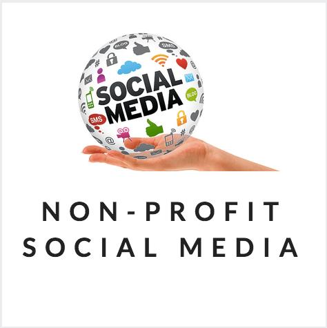 Non-Profit Social Media: Raise Awareness and Demand