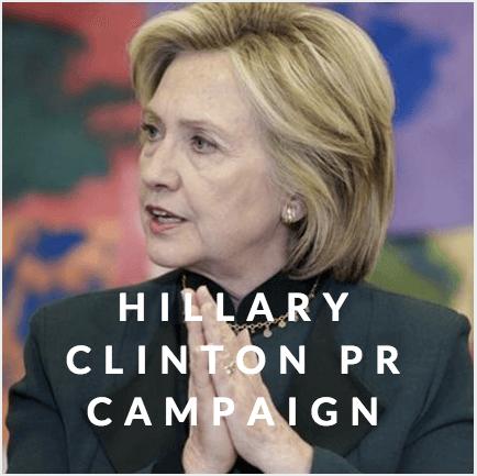 Clinton PR Campaign