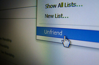 The New Facebook Patent Could Mean a Mass Unfriending