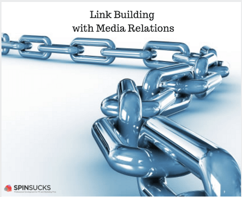Link Building with Media Relations