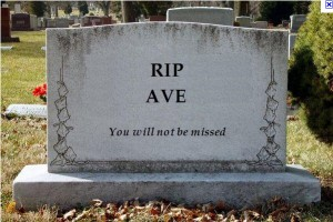 RIP AVEs