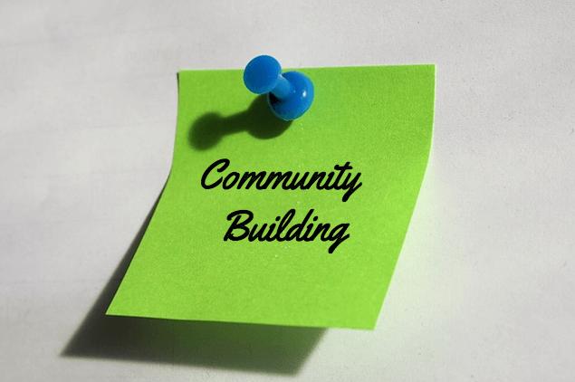 Community Building: Post-It Note Success Stories