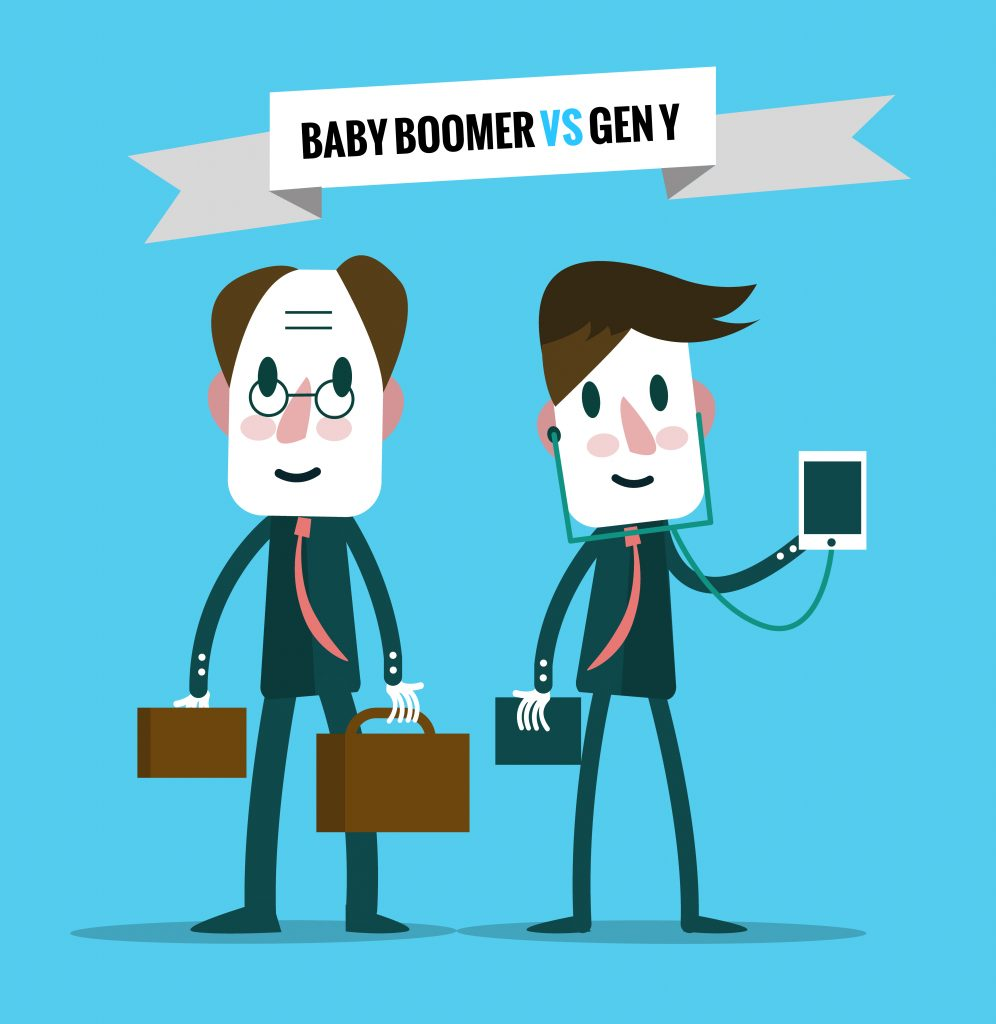 The Long, Lost Baby Boomers In Marketing