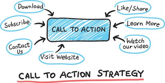 Social Media Calls-To-Action
