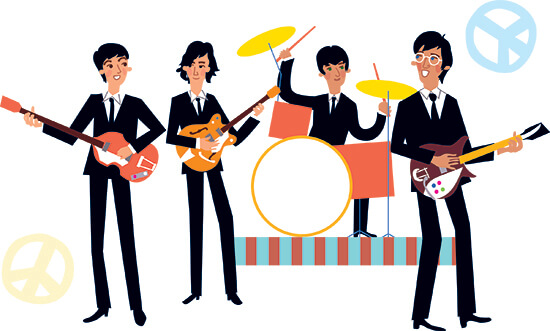 The Beatles Approach to Client Service