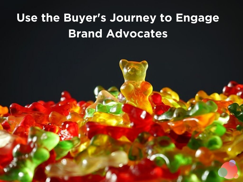 Use the Buyer's Journey to Engage Brand Advocates