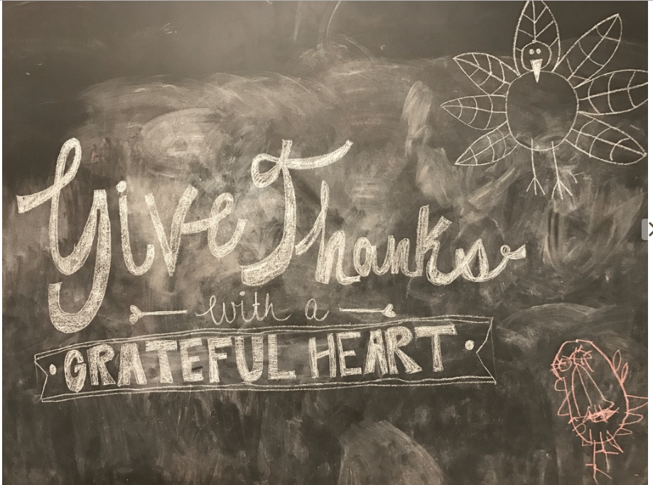 The Grateful Challenge