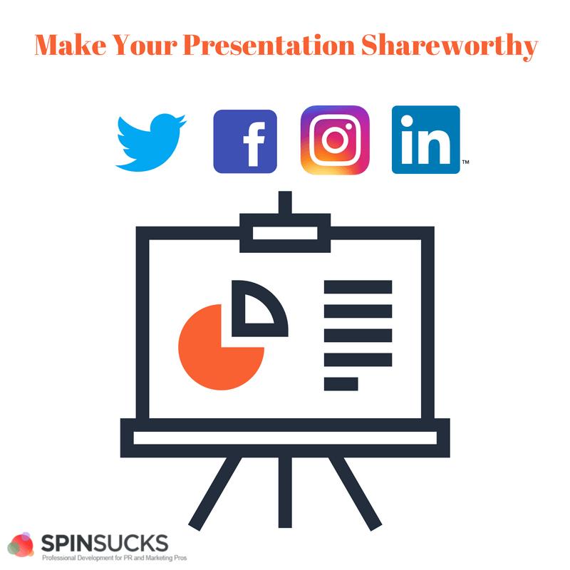 Shareworthy Presentation