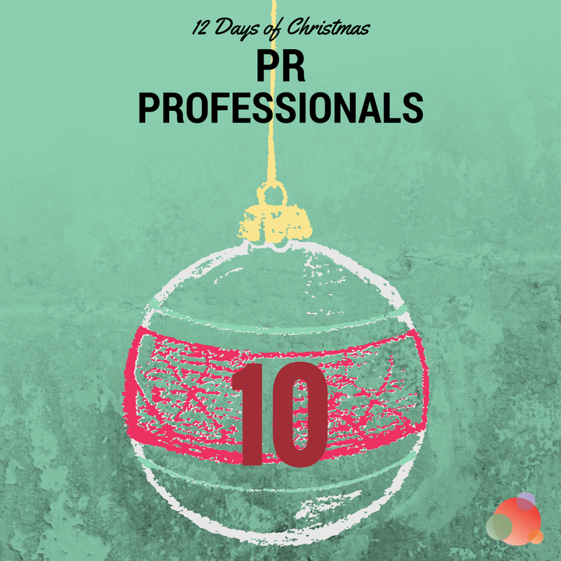 PR Professionals to Follow