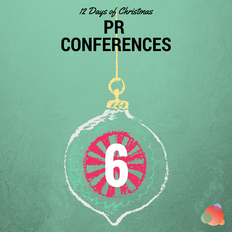 Six PR Conferences to Attend