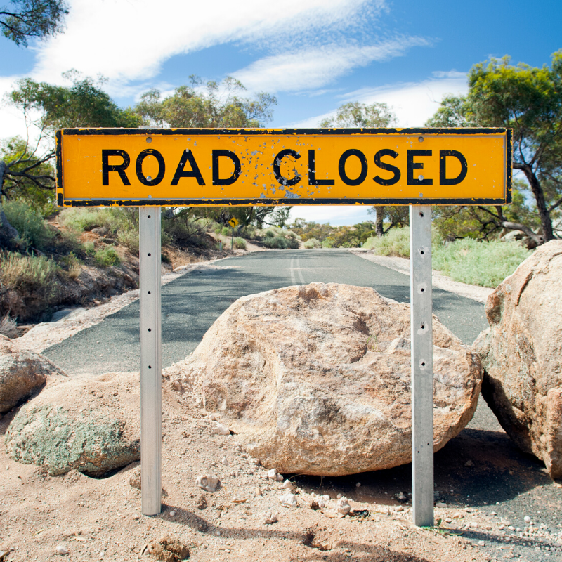 PESO Model Roadblocks