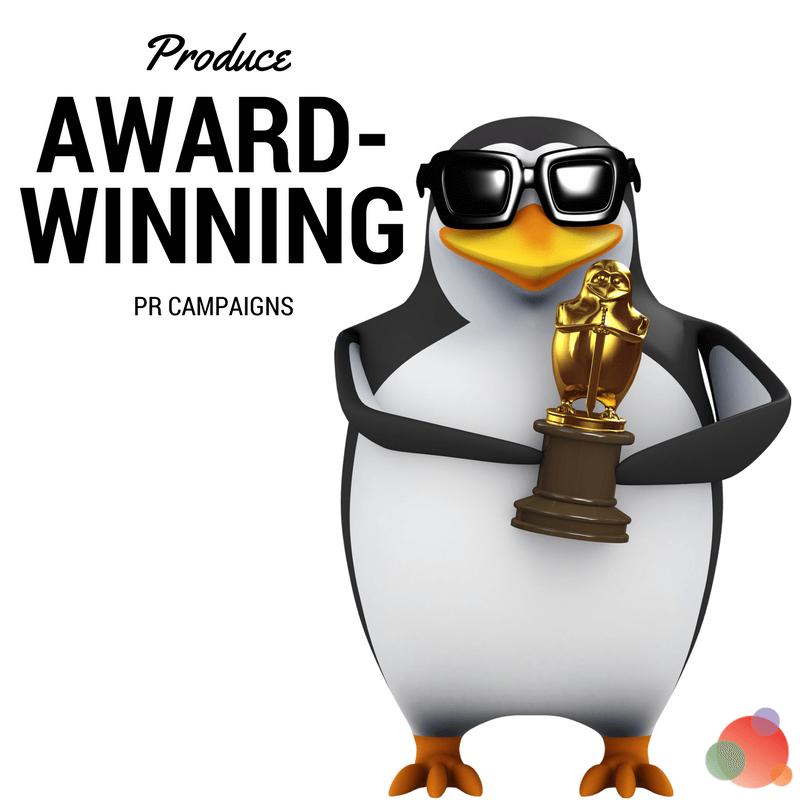 Award-winning PR campaign