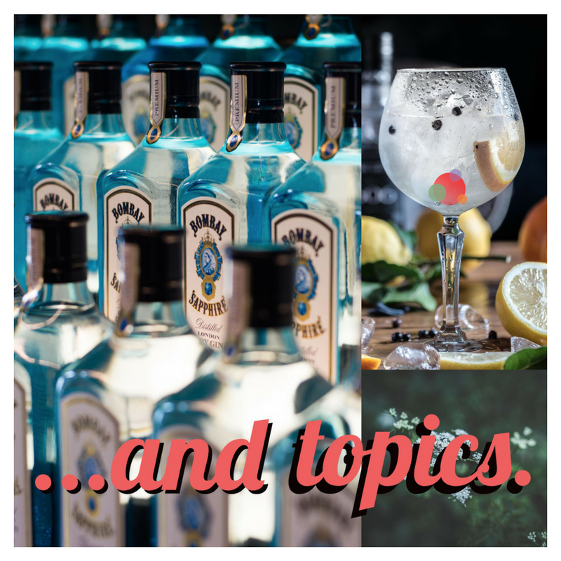 Gin and Topics