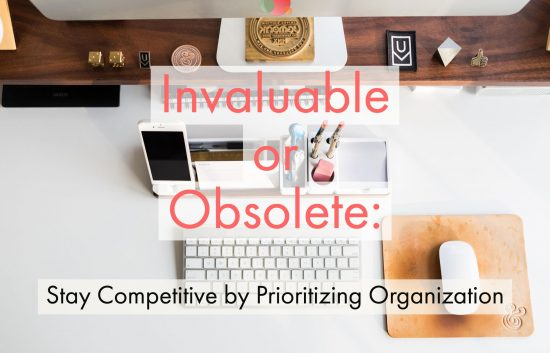 prioritizing organization