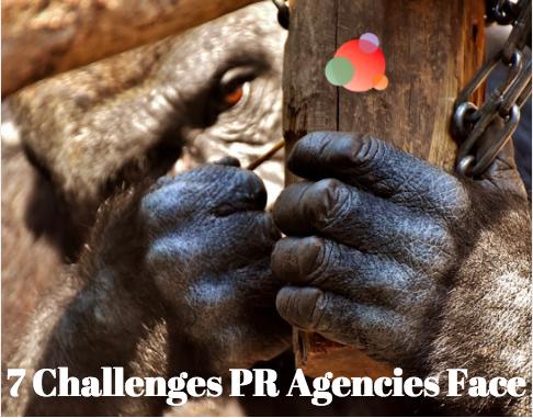 7 Challenges PR Agencies Face