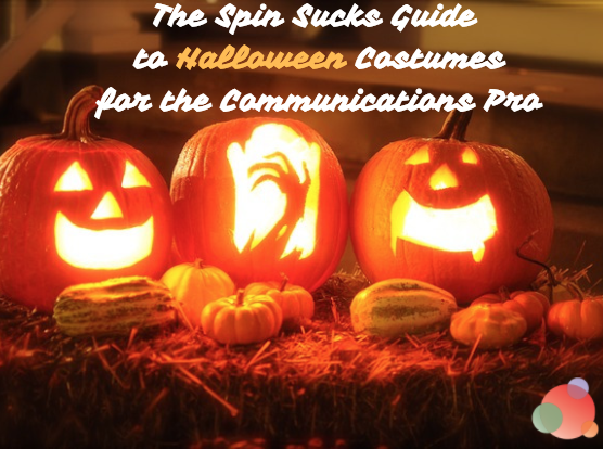 Halloween Costumes for the Communications Professional