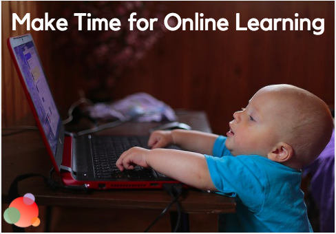 Make Time for Online Learning
