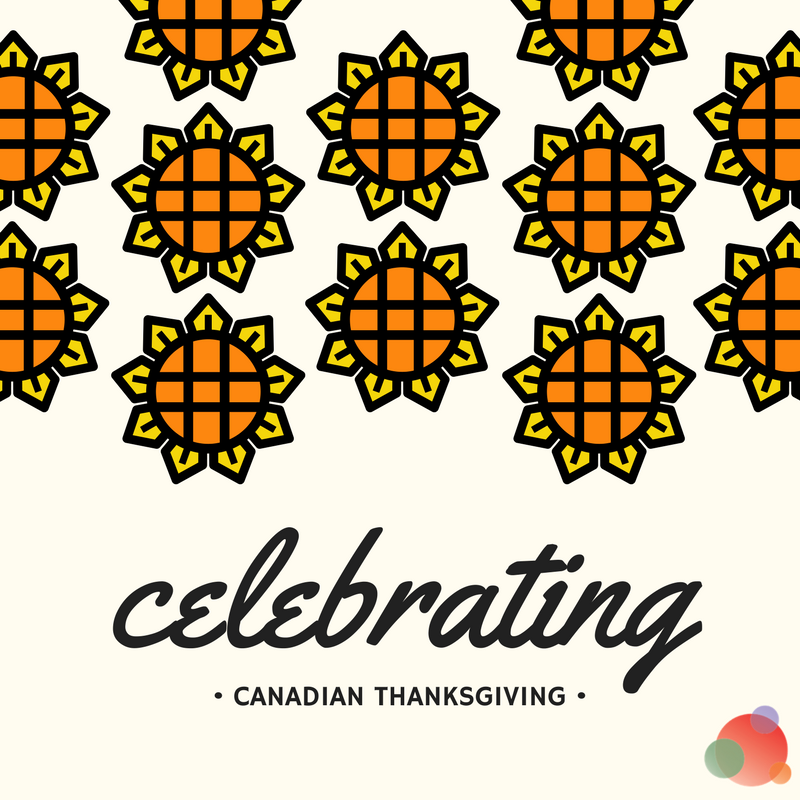 Celebrating Canadian Thanksgiving with the Spin Sucks Community