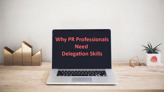 pr delegation