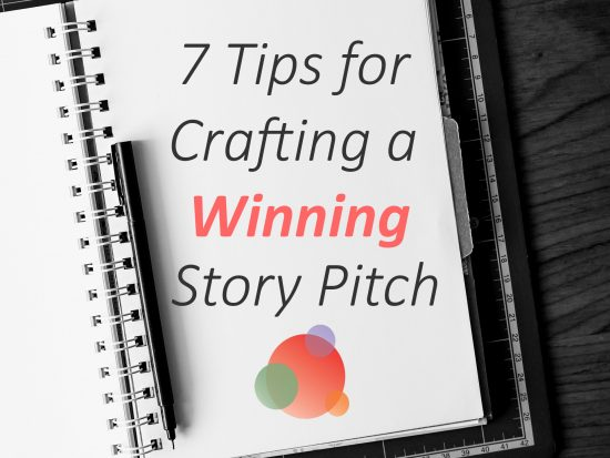 crafting a winning story pitch