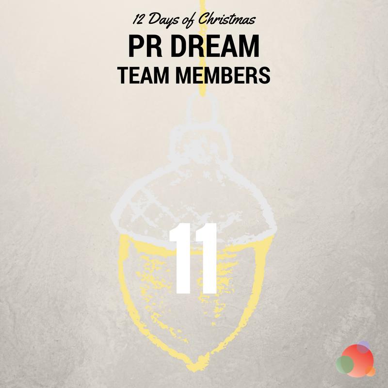 PR Dream Team Members