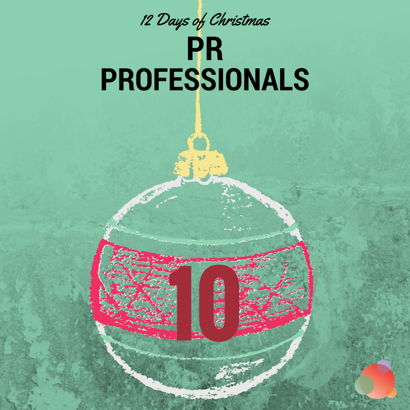 PR Pros to Follow