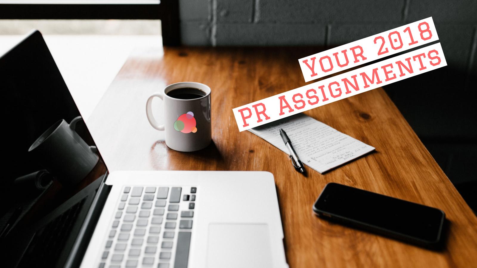 PR Assignments