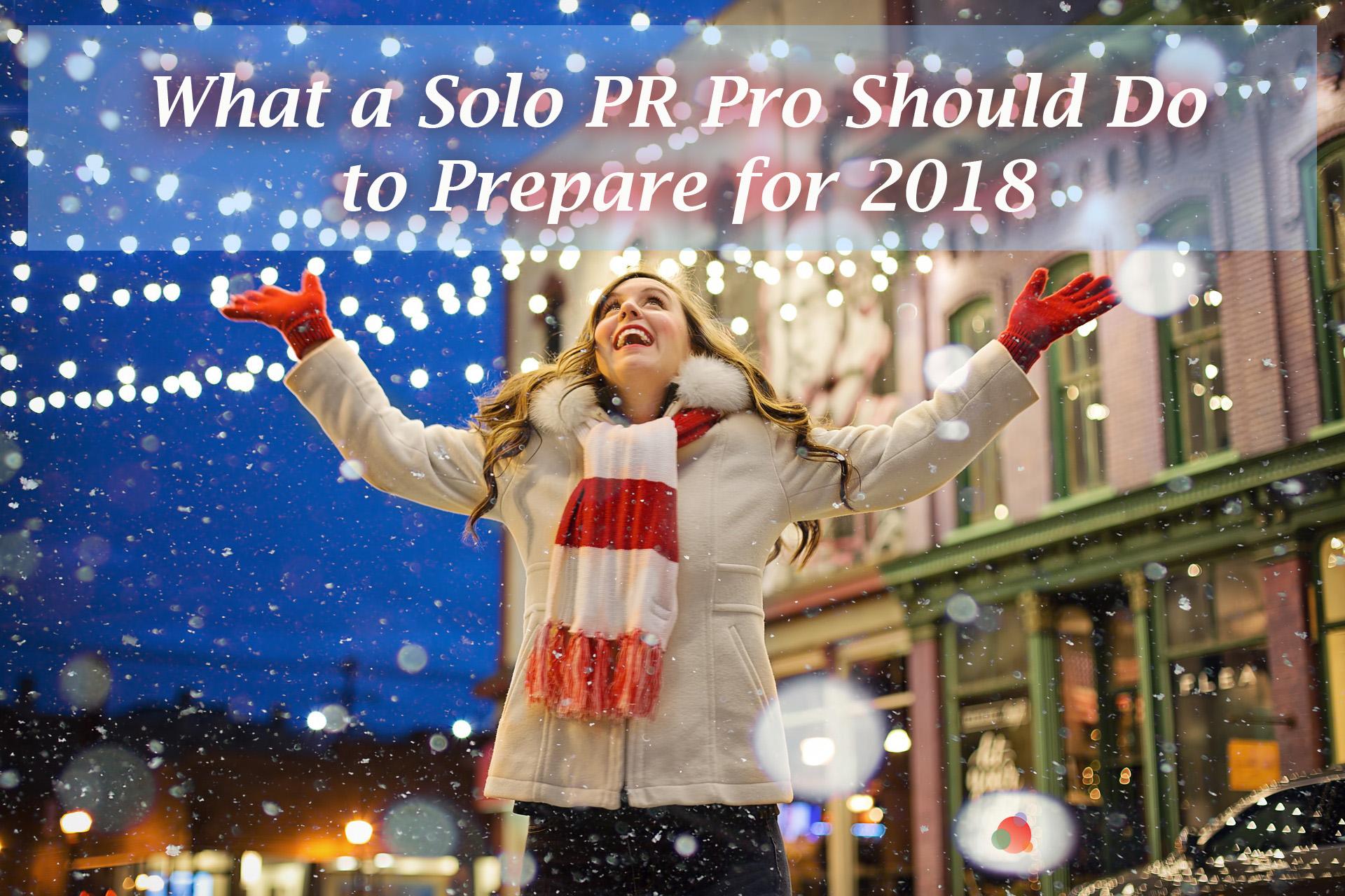 Solo PR Pro