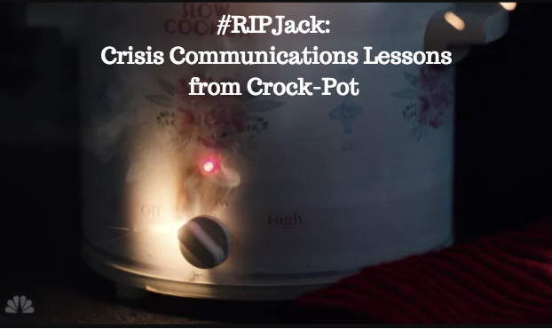 Five Valuable Lessons from the Crock-Pot Crisis