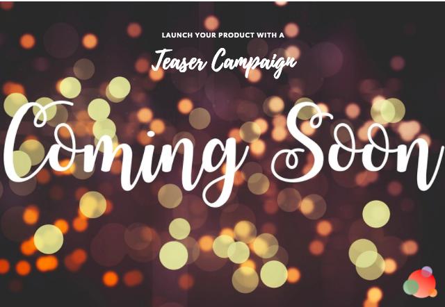 Teaser Campaign