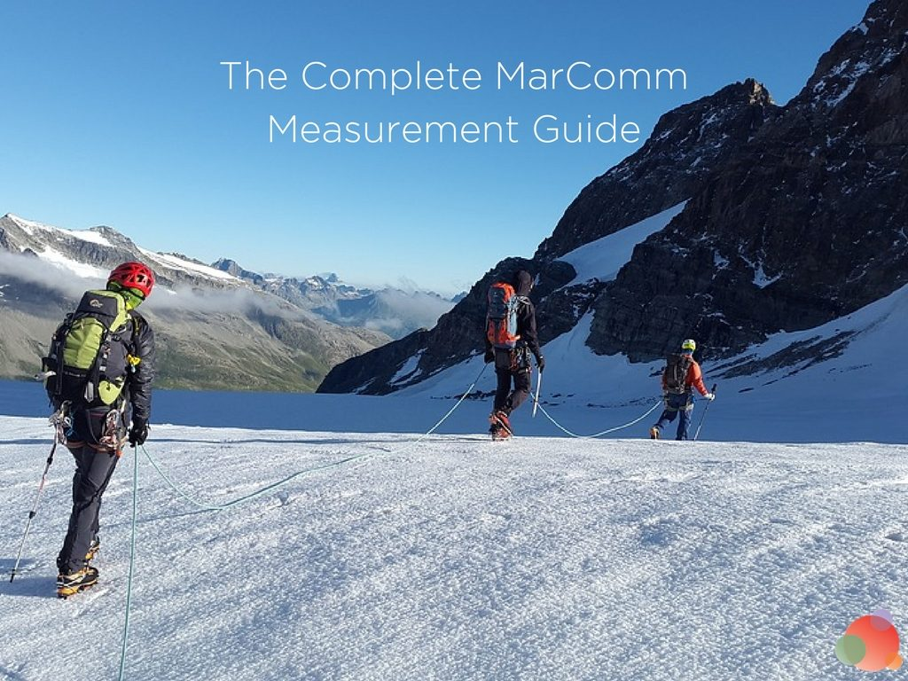 The Complete MarComm Measurement Guide