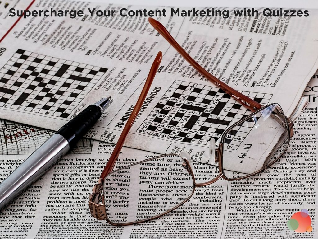 Supercharge Your Content Marketing with Quizzes
