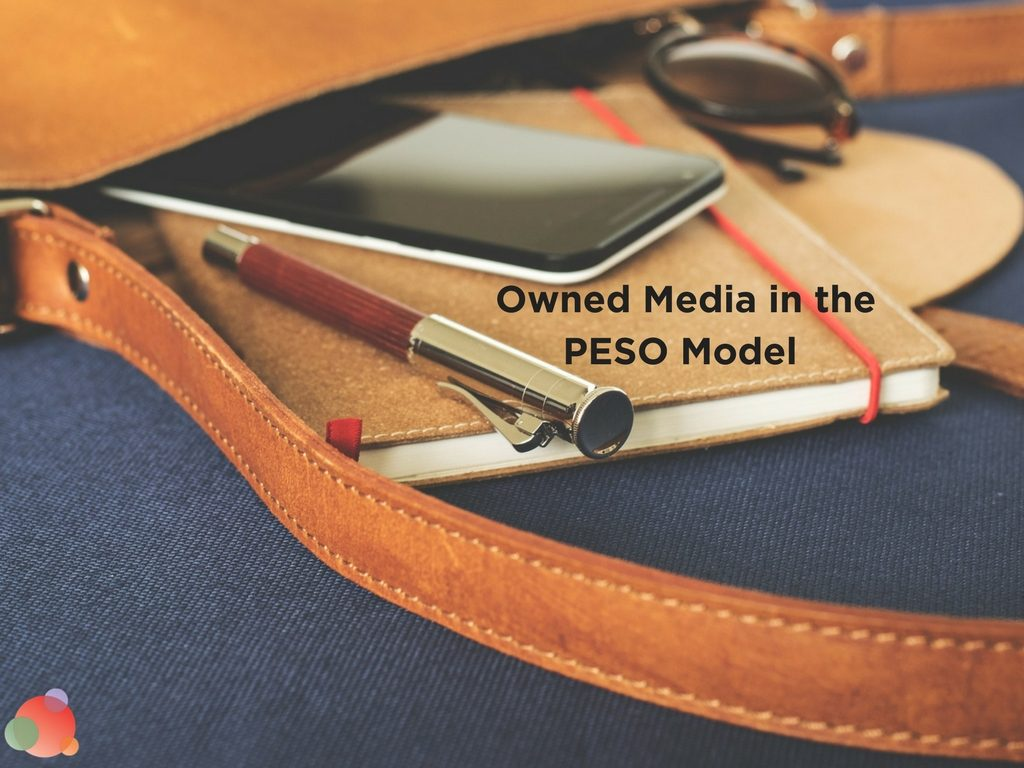 The PESO Model_ Start with Owned Media