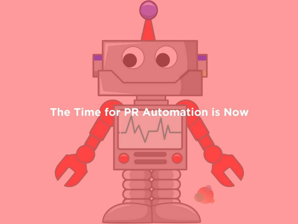 The Time for PR Automation is Now