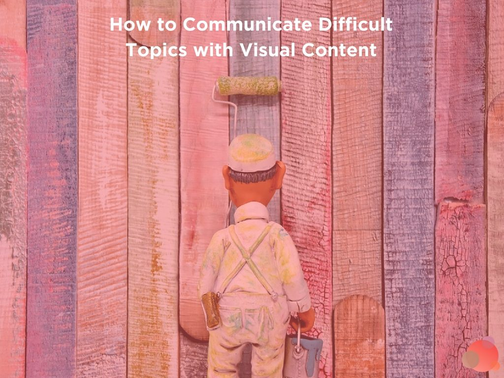 How to Communicate Difficult Topics with Visual Content