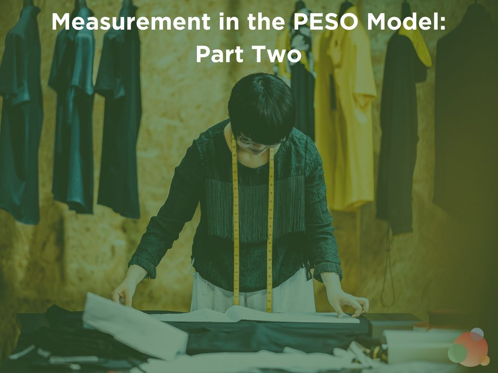 Measurement in the PESO Model