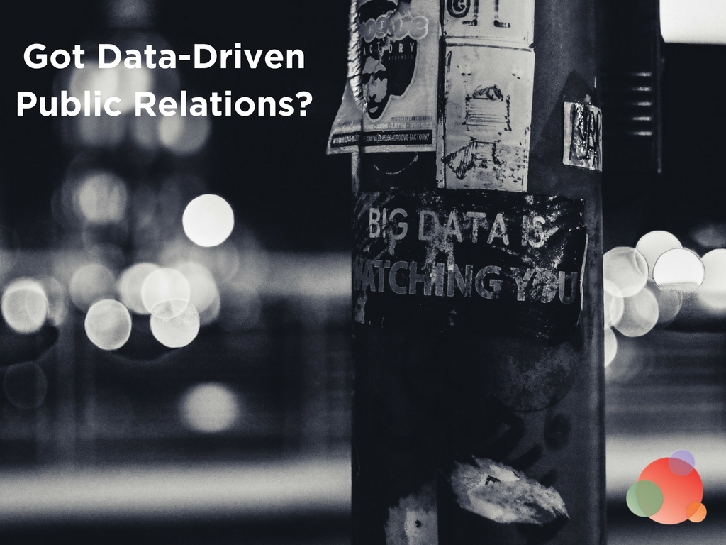 Leverage a CRM and Your Creativity for Data-Driven PR