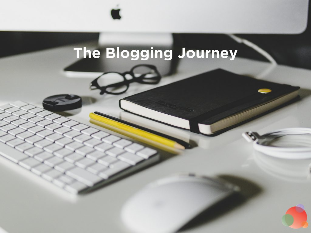 The Blogging Journey