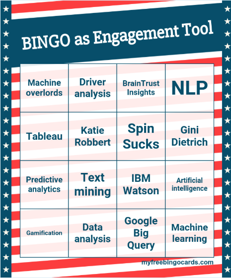 Using Data as an Engagement Tool