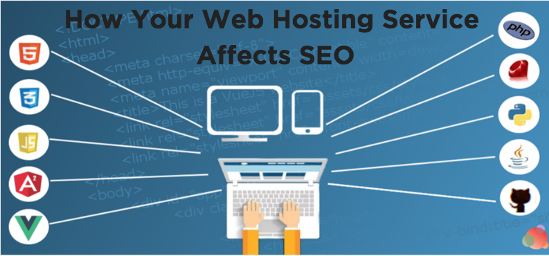 How Your Web Hosting Service Affects Organic Search Rankings