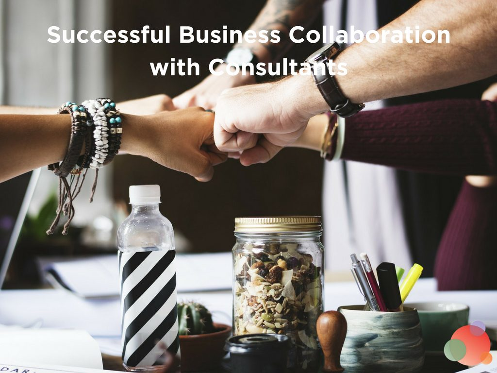 Successful Business Collaboration with Consultants