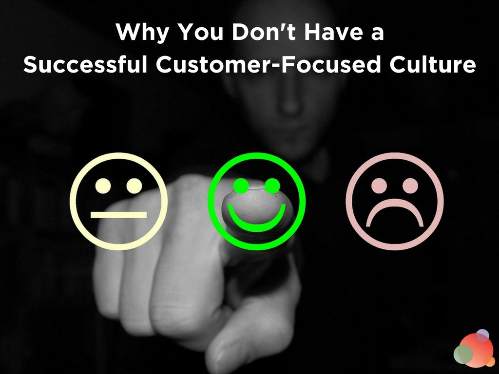 customer-focused culture